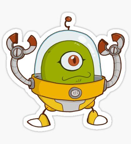 Geribot Lemon Sticker