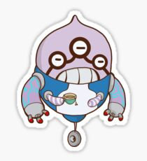 Rooibot Blue Sticker