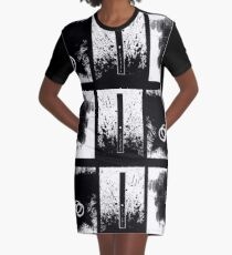 arteology 1 Graphic T-Shirt Dress
