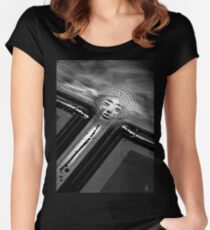 sun rise Women's Fitted Scoop T-Shirt