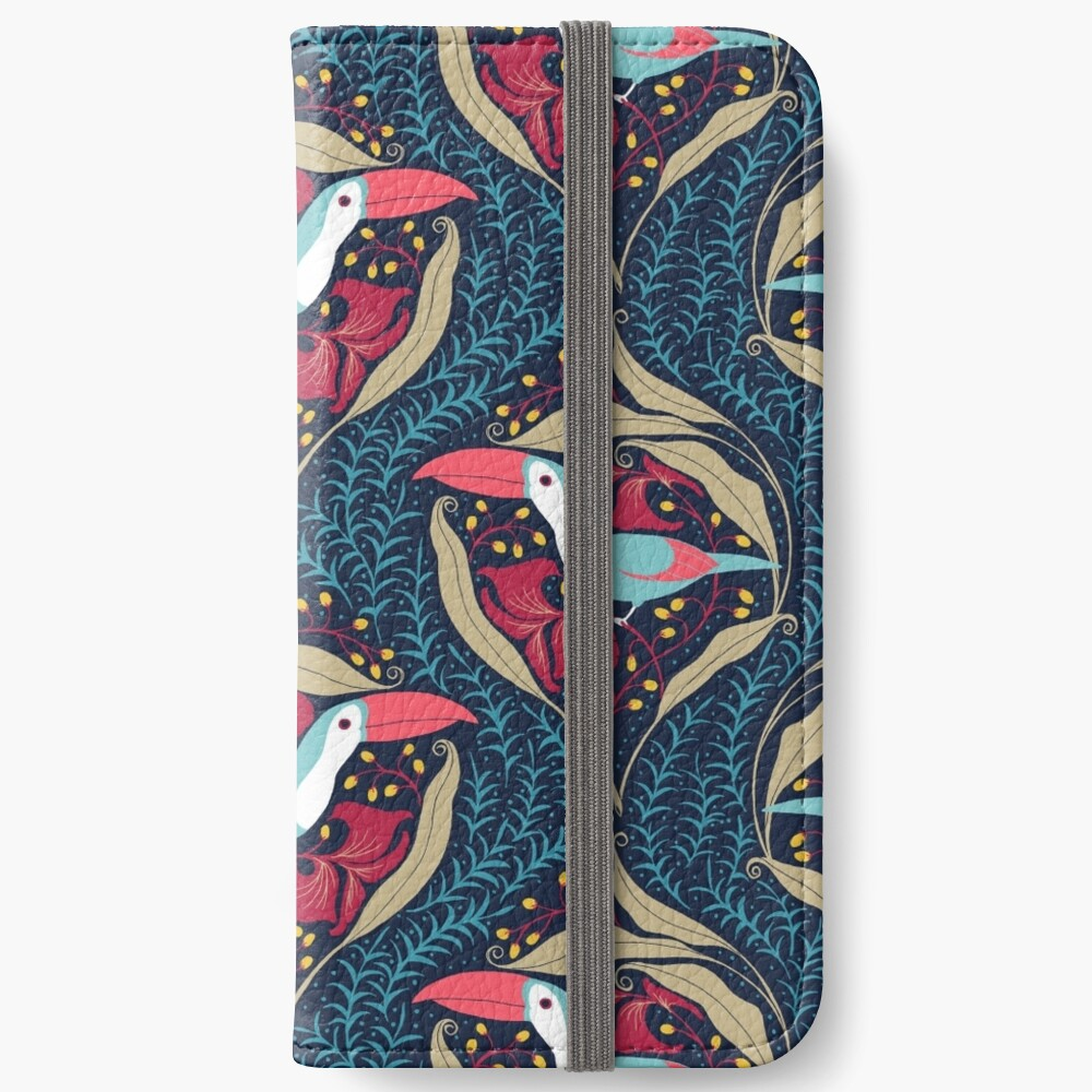 Toucan iPhone Wallet