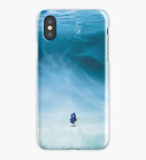 Dory is here iPhone Case/Skin