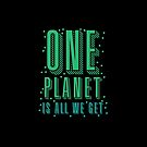 one planet is all we get by jazzydevil