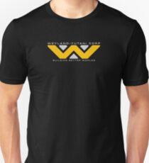 Weyland-Yutani (white font) Unisex T-Shirt