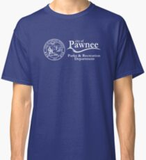 Pawnee Indiana Parks & Recreation Department Classic T-Shirt