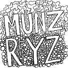 MUNZ/REYEZ Logo by REYEZ