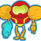 Samus  by Smars