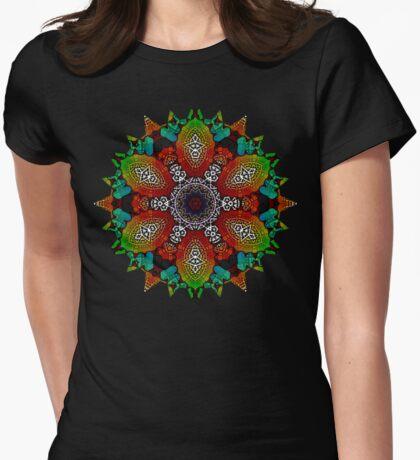 Fruity Geometry Circle T-Shirt