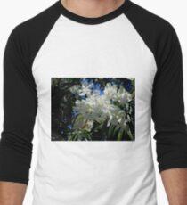 Budding Blossoms Men's Baseball ¾ T-Shirt