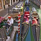 ..slow business in Venice.. by John44