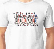 SANTA CRUZ SKATEBOARDS PLAYING CARDS RETRO Unisex T-Shirt