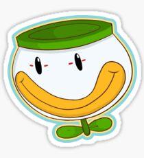 Koopa Clown Car Sticker