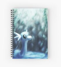 Dratini Spiral Notebook