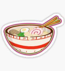Ramen bowl Sticker