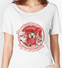 Stay In Your Seats - Baby FNAF-SL Women's Relaxed Fit T-Shirt