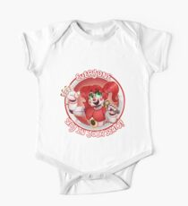 Stay In Your Seats - Baby FNAF-SL One Piece - Short Sleeve