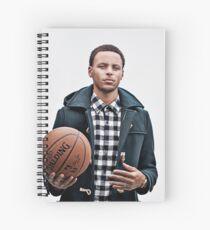 stephen curry Spiral Notebook