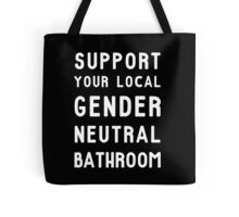 Support your local gender neutral bathroom t shirt t shirts hoodies by dumb shirts redbubble for Support for transgender bathrooms