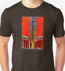 Manzanar Fire Truck Detail Unisex T-Shirt