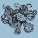 Octopus by . VectorInk