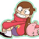 Mabel Pines by Smars