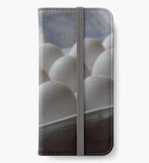 eggs iPhone Wallet/Case/Skin