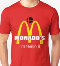 Monado's - i'm feelin it - SM4SH Unisex T-Shirt