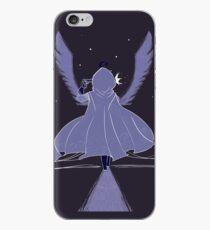 Vinilo o funda para iPhone Un ángel agnóstico