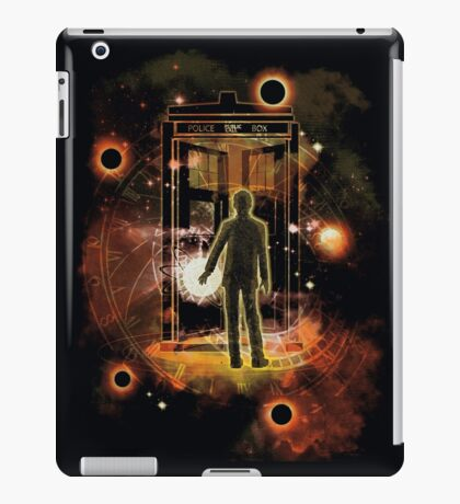 welcome home number 12 iPad Case/Skin