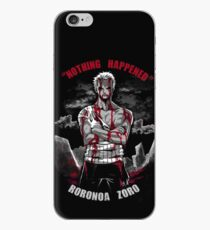 Nothing Happened iPhone Case