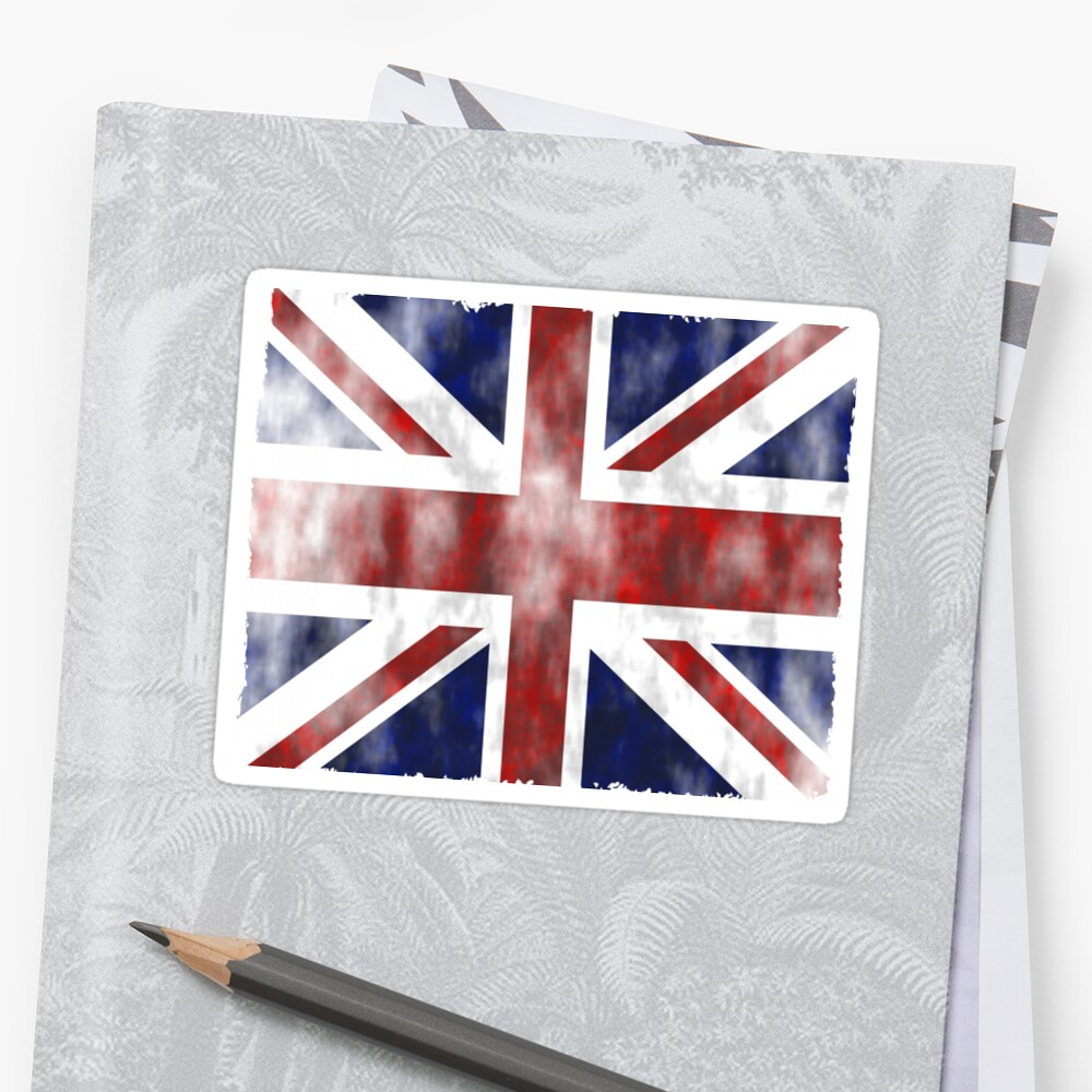 United Kingdom British flag by MadAnt