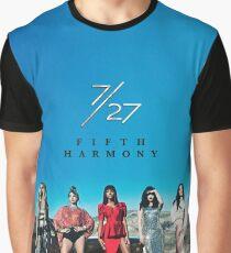 7/27 - FIFTH HARMONY Graphic T-Shirt