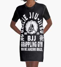 Gracie Jiu Jitsu Graphic T-Shirt Dress