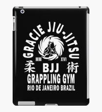 Gracie Jiu Jitsu iPad Case/Skin