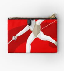Fencing 2016 Olympics Summer Games Studio Pouch