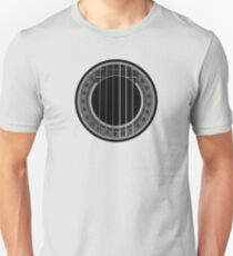 Flamenco Player (Gray) T-Shirt