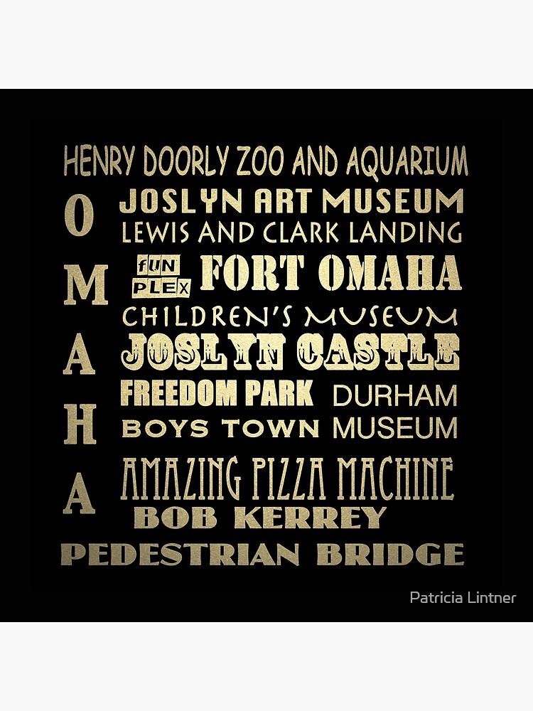 Omaha Nebraska Famous Landmarks by plintner