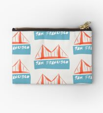 San Francisco Studio Pouch