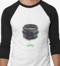 Nifty Fifty  Men's Baseball ¾ T-Shirt