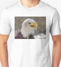 Haliaeetus leucocephalus Unisex T-Shirt