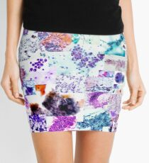 Psychedelic Cytology Mini Skirt