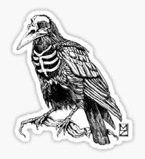 Skelecrow Sticker