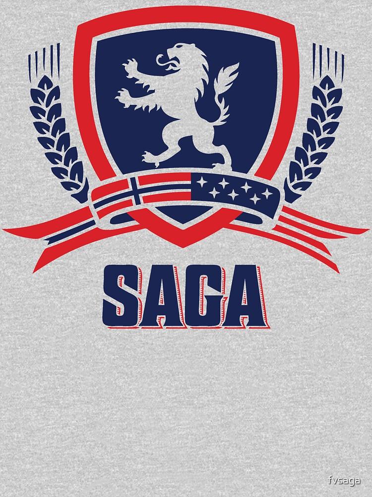 SAGA Official Merchandise  by fvsaga