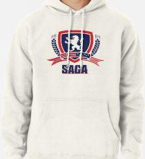 SAGA offizielle Waren Hoodie