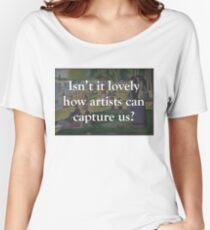Isn't it Lovely? Women's Relaxed Fit T-Shirt