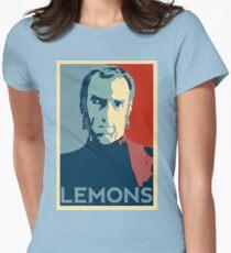 Portal 2 Cave Johnson LEMONS (hope parody) T-Shirt