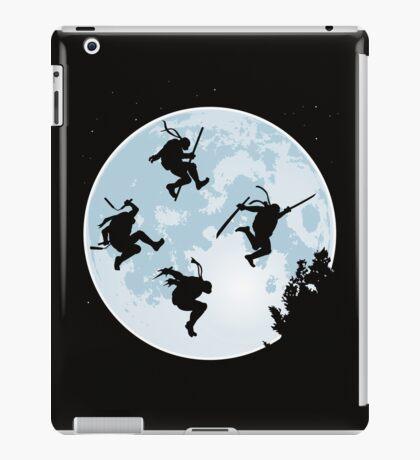 THE EXTRA-TURTLERIALS iPad Case/Skin