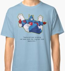 Ultra Magnus - quote (larger text) Classic T-Shirt