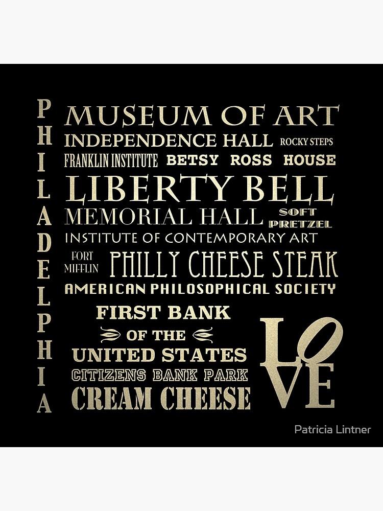 Philadelphia Pennsylvania Famous Landmarks by plintner