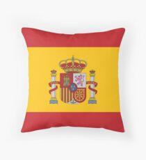 Spanien Flagge Dekokissen